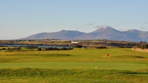 Ardglass Golf Club 15th green