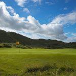 Enniscrone Golf Links 15th green