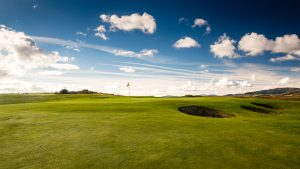 Southerness Golf Club 4th hole