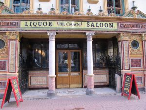 The Crown Liquor Saloon Belfast